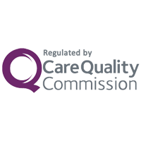 Accreditation Logo - Regulated by CQC